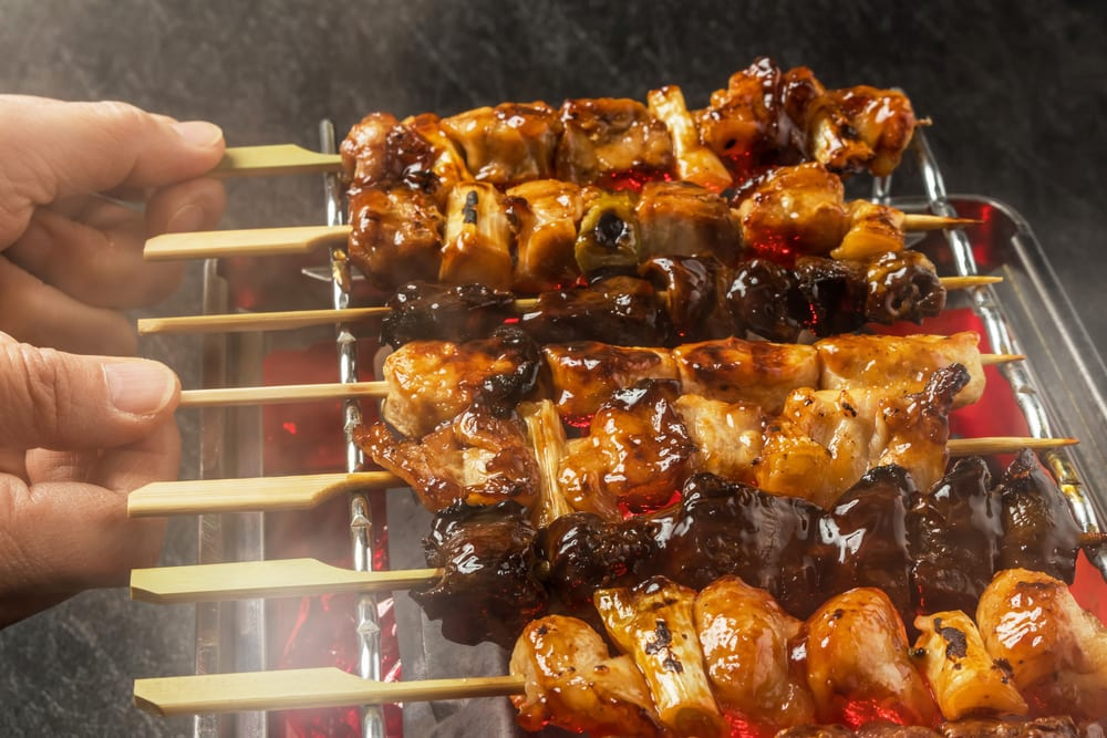 Best Traditional Food in Japan - Yakitori