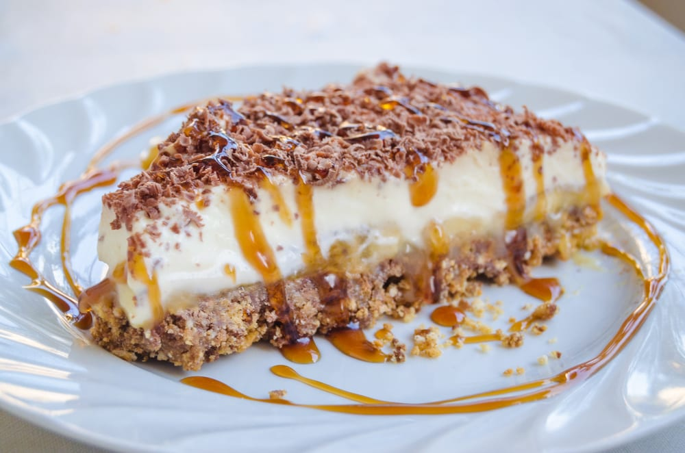 World's Best Desserts - banoffee pie
