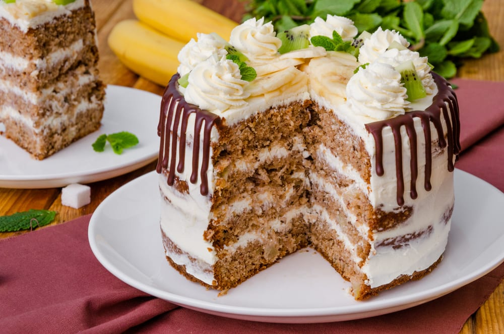 World's Best Desserts - hummingbird cake