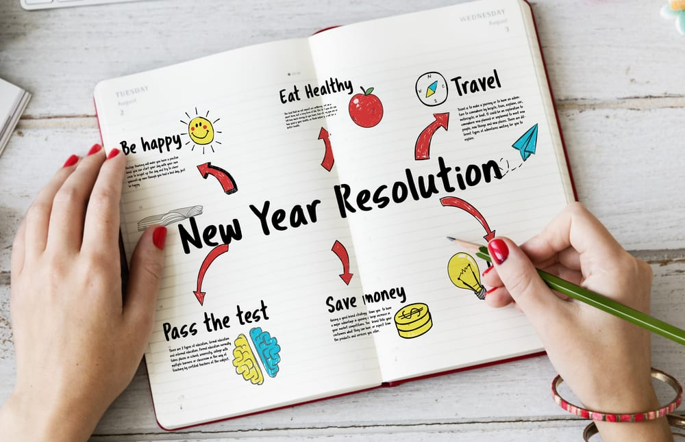 Make your resolutions simple