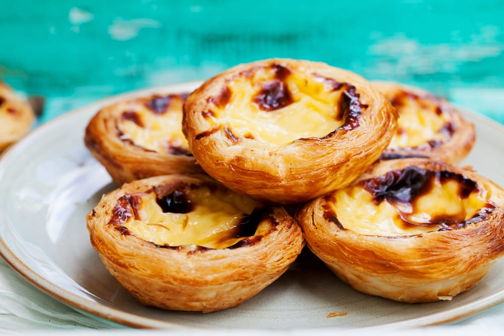 World's Best Desserts - portuguese tarts
