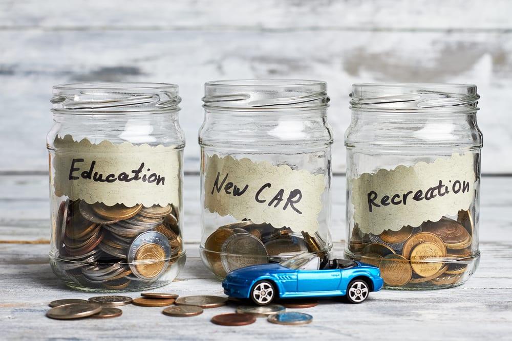 Ways to Save Money - Set your savings goals