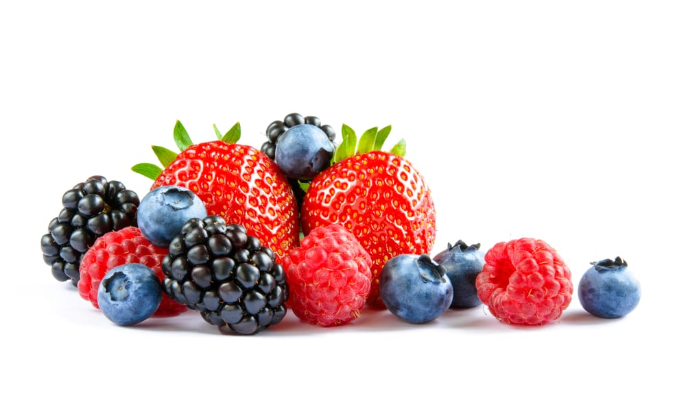 Immune Boosting Foods - Berries