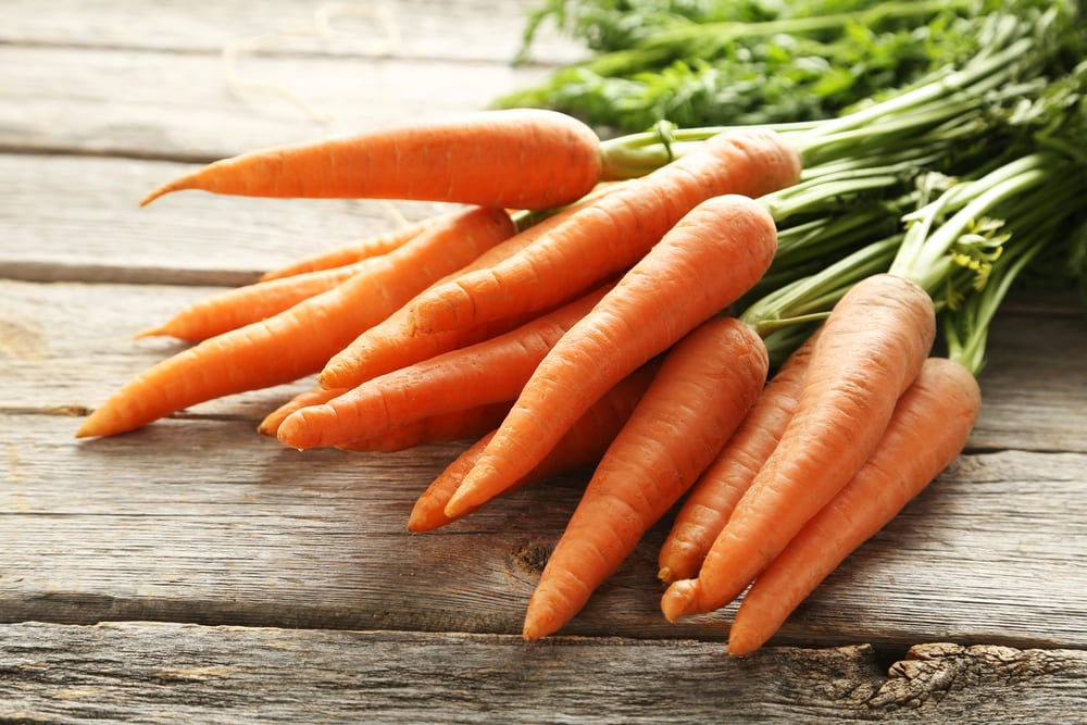 Immune Boosting Foods - Carrots