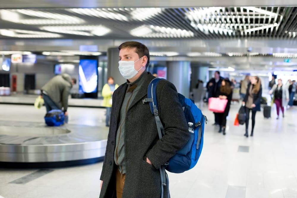 Prevent the Spread of Coronavirus - Minimize travel