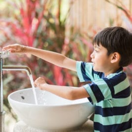Reasons to Wash Your Hands - prevent the spread of germs