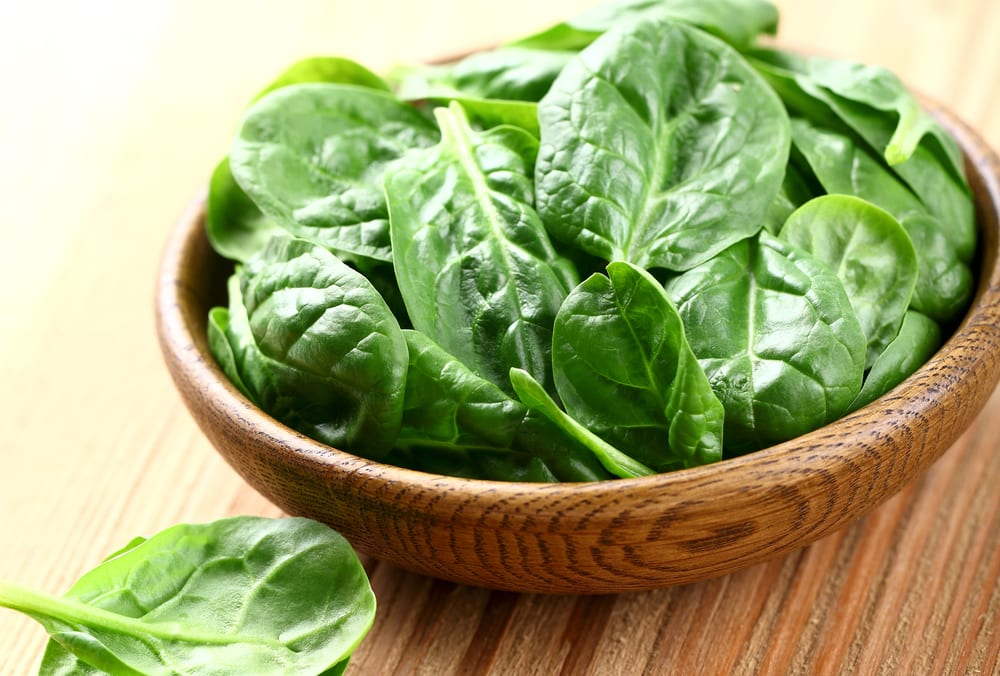 Immune Boosting Foods - Spinach