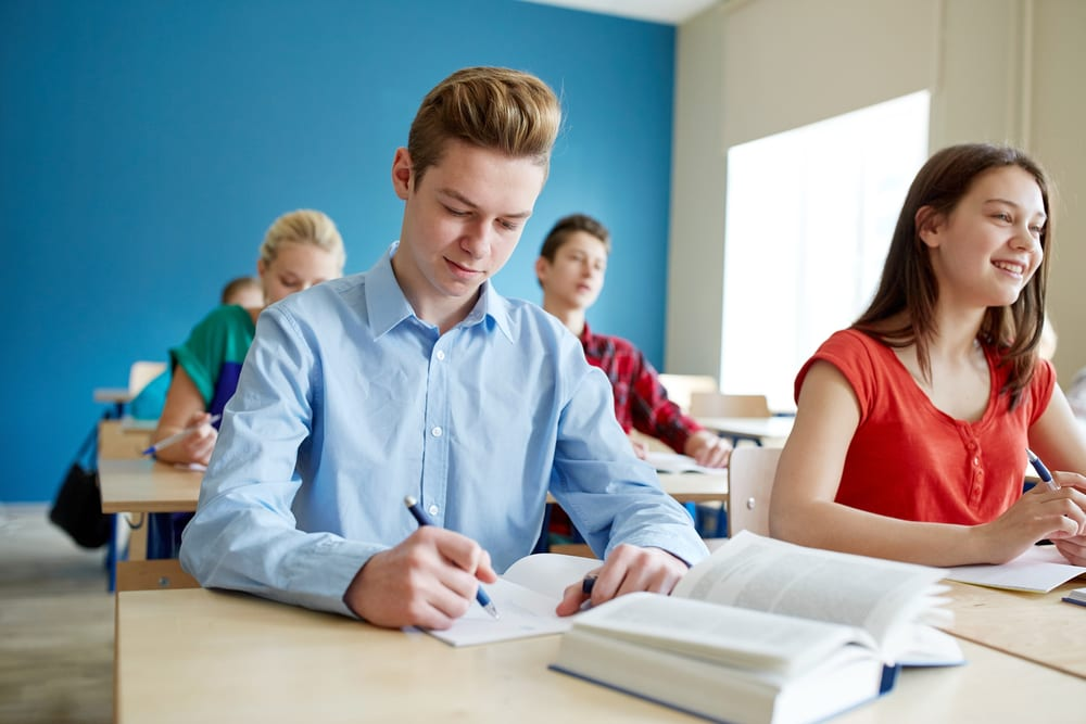 Benefits of School Cleanliness - Conducive environment for studying
