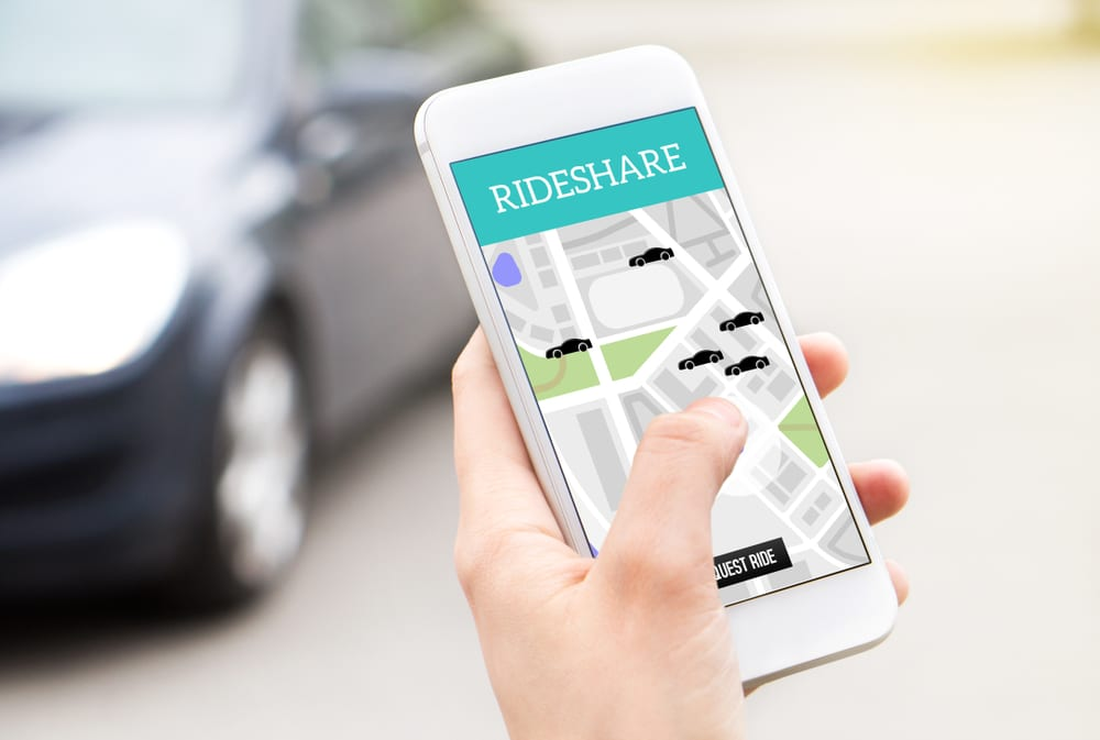 Life Without a Car - Existence of ridesharing