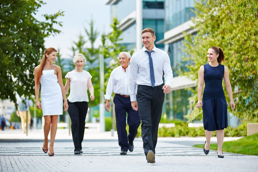 Life Without a Car - Improve health by walking