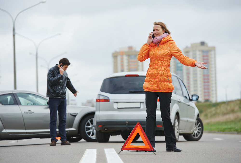 Life Without a Car - Lower risk of accidents