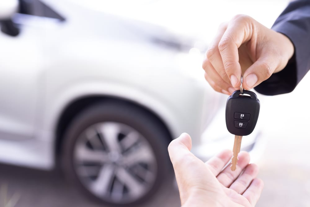 Life Without a Car - You can easily rent a car