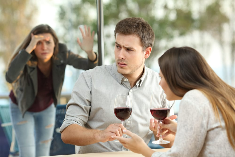 Common Reasons for Relationship Breakups - Cheating