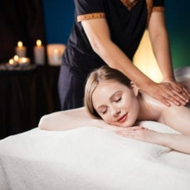 Benefits of a Full Body Massage - Boosts skin health