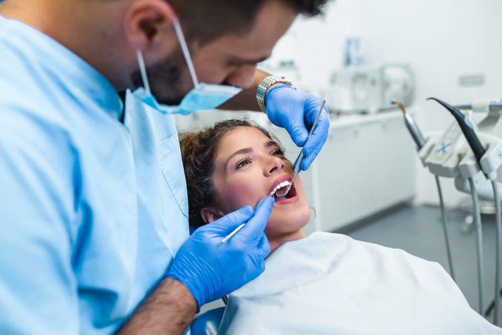 Benefits of Professional Dental Cleanings - Early Detection of Oral Cancer