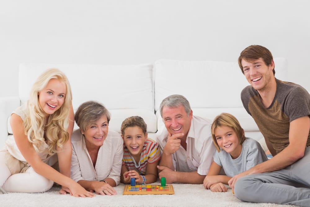 Activities for Fathers Day - Game night for family