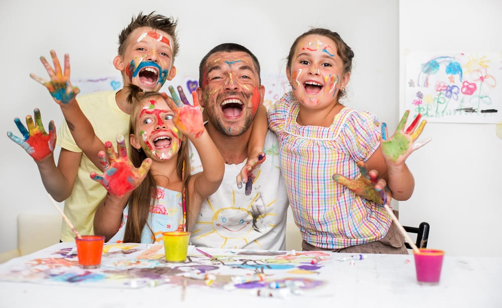 Activities for Fathers Day - Get creative with crafts