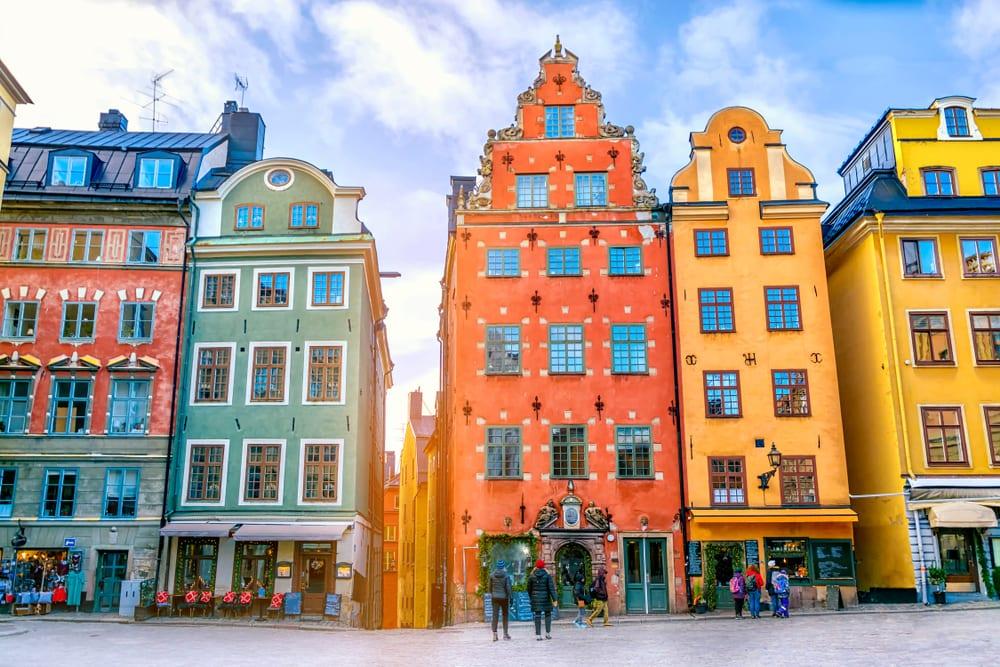 Happiest Countries - Sweden