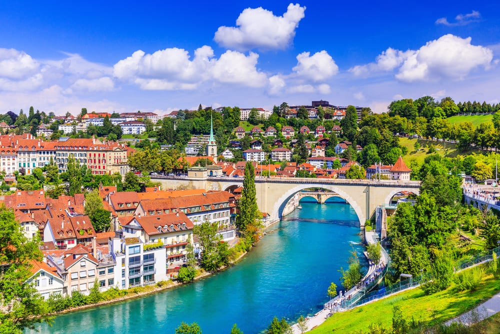 Happiest Countries - Switzerland