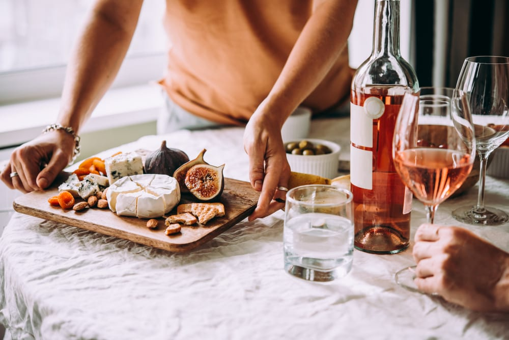 Activities for Fathers Day - Wine tasting