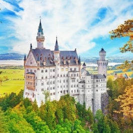 Magical Fairytale Destinations - Bavaria Germany
