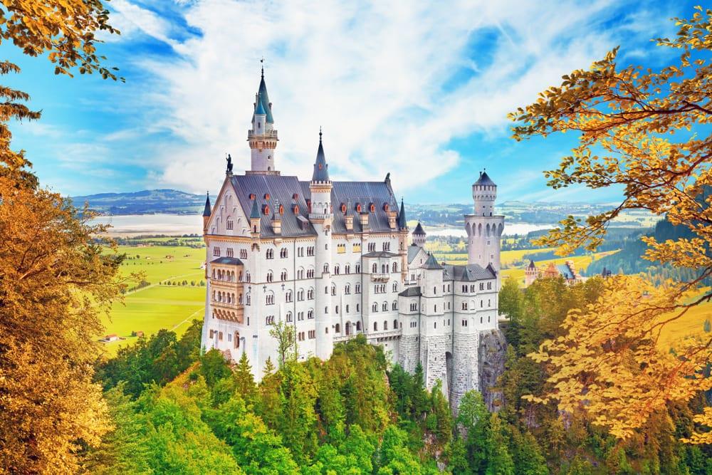 Magical Fairytale Destinations - Bavaria Germany