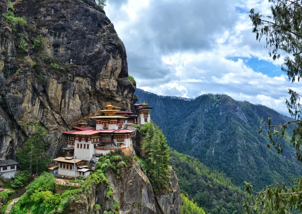 Magical Fairytale Destinations - Bhutan