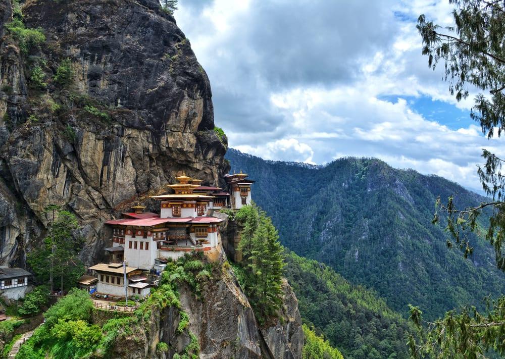 Magical Fairytale Destinations - Bhutan