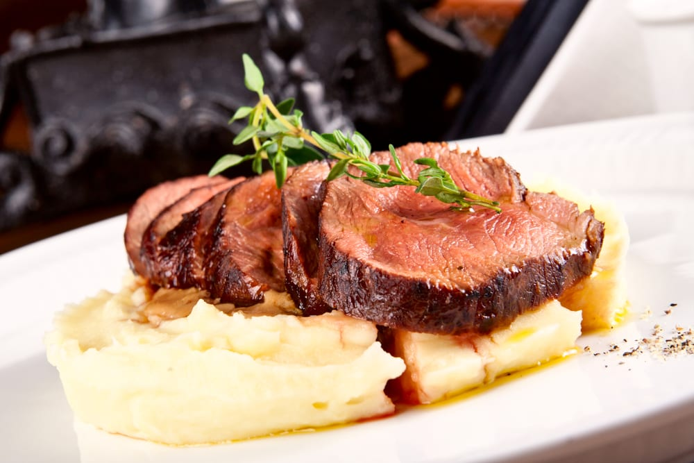 Dishes to Make Your Man Love You - Classic Mashed Potato and Meat