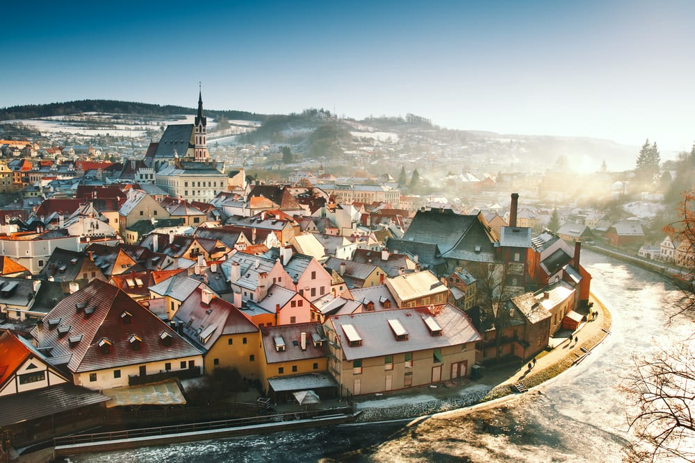 Magical Fairytale Destinations - Cesky Krumlov