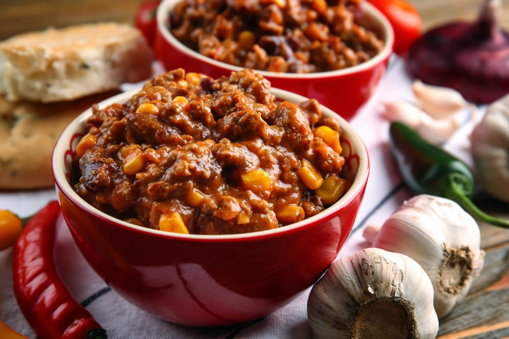Dishes to Make Your Man Love You - Five Alarm Chili