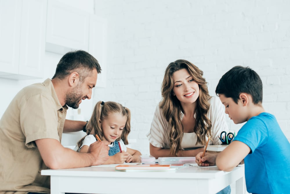 Tips for Better Family Time - Get engaged with your children's studies