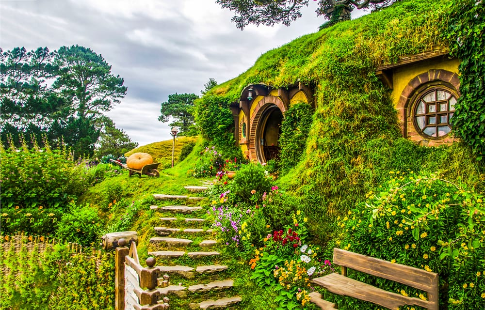 Magical Fairytale Destinations - Hobbiton New Zealand