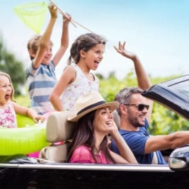 Tips for Better Family Time - Organize family outing frequently