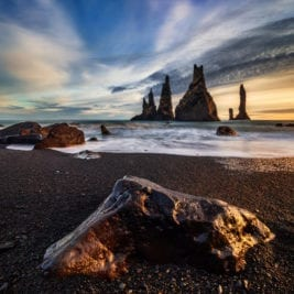 Beaches With Black Sand - Reynisfjara