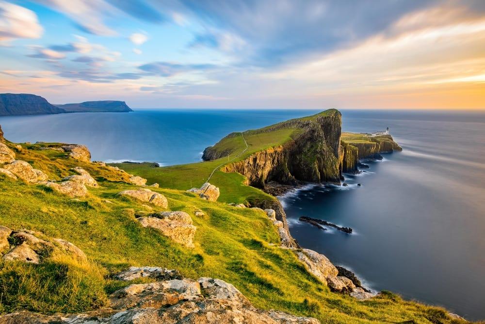 Magical Fairytale Destinations - Scotland Isle of Skye