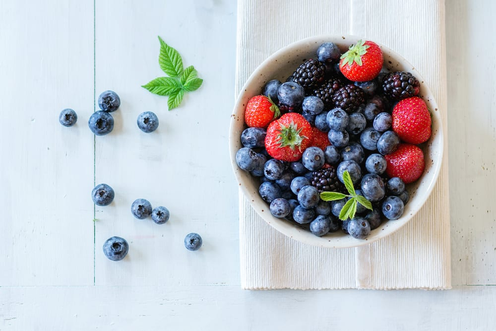 Foods to Add to your Keto Diet - berries