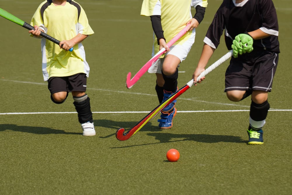 Most Unusual Kids Sports - field hockey