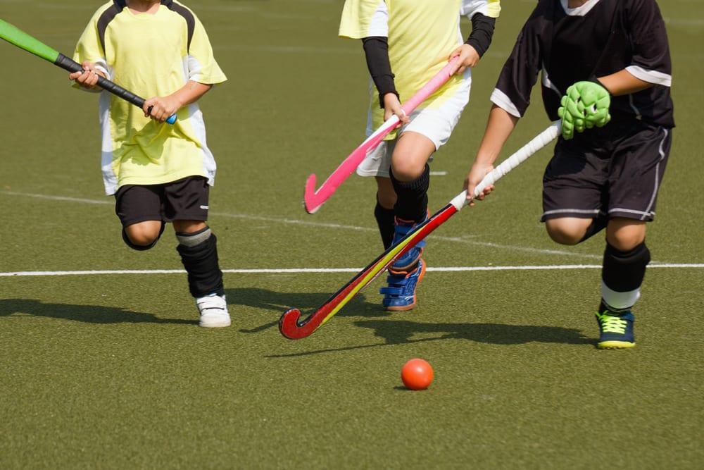 Most Unusual Kids Sports - field hockey