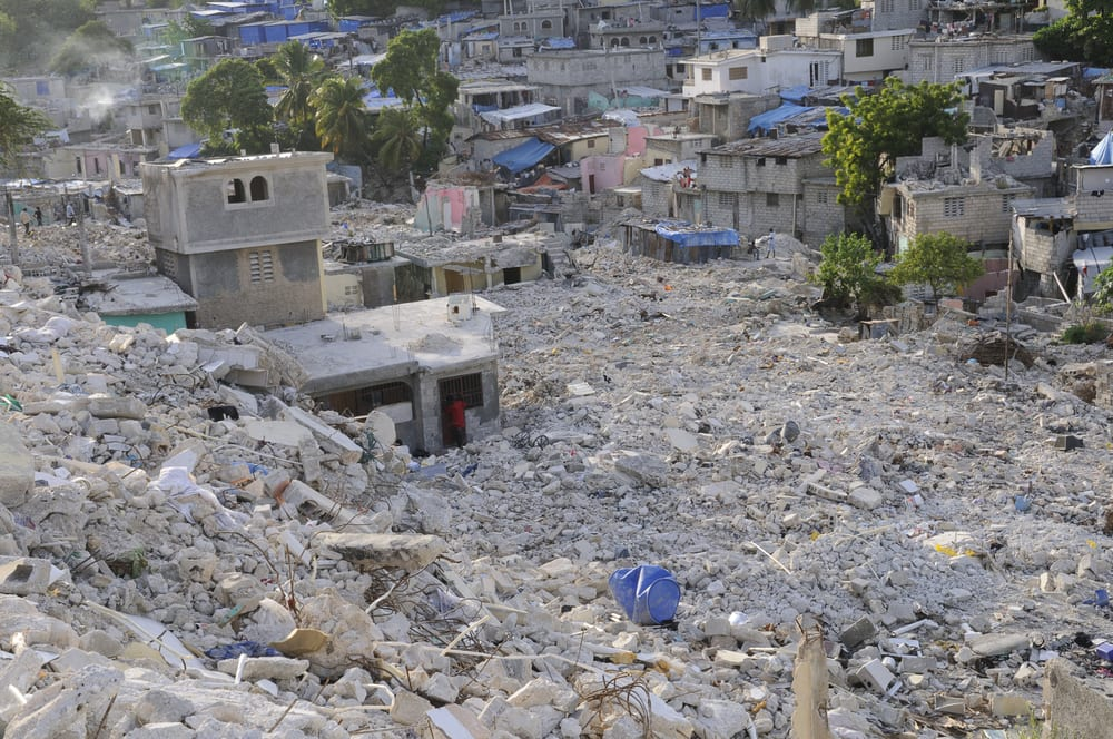 Worst Natural Disasters - Haiti Earthquake