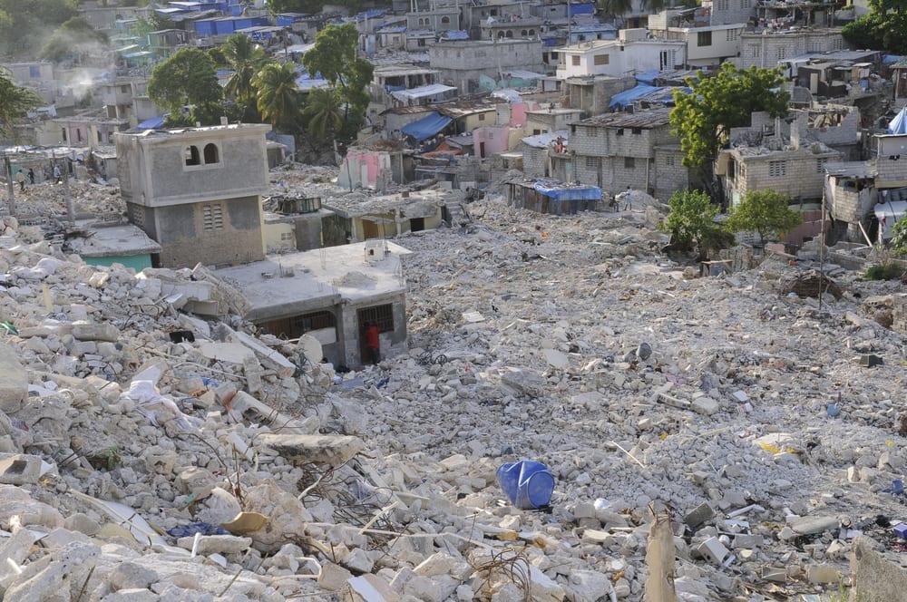 Worst Natural Disasters - Haiti Earthquake