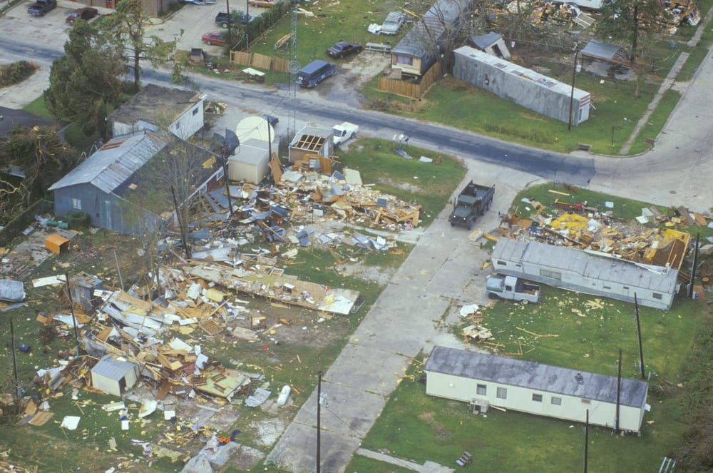 Worst Natural Disasters - Hurricane Andrew