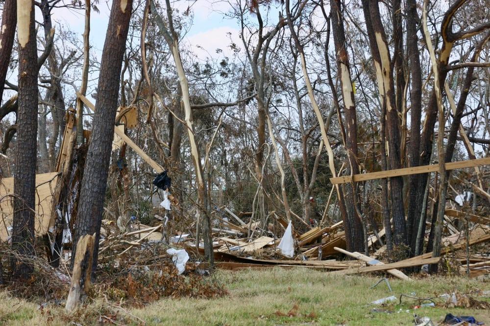 Worst Natural Disasters - Hurricane Katrina