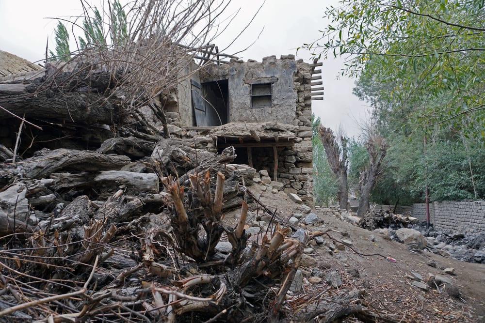 Worst Natural Disasters - Kashmir earthquake