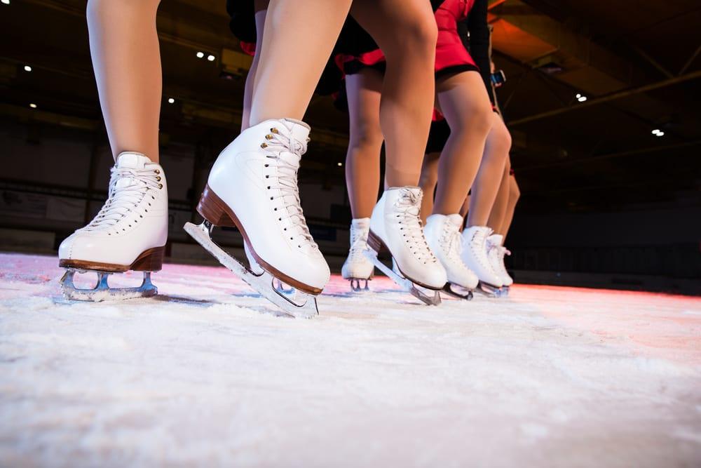 Most Unusual Kids Sports - synchronized skating
