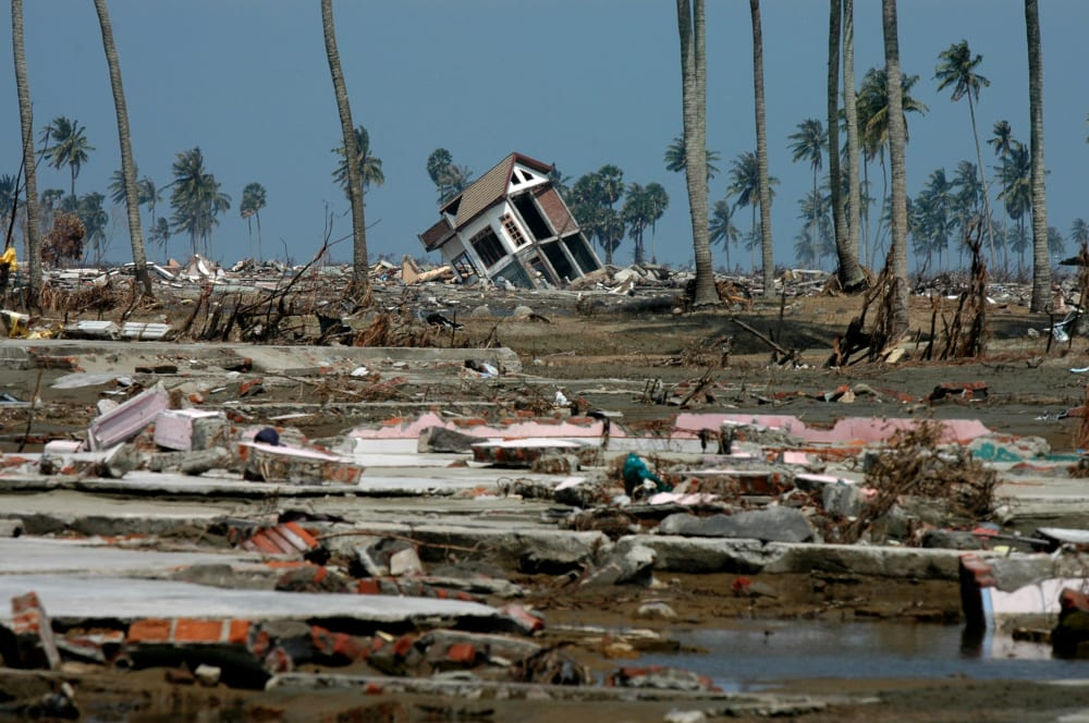 Worst Natural Disasters - Tsunami