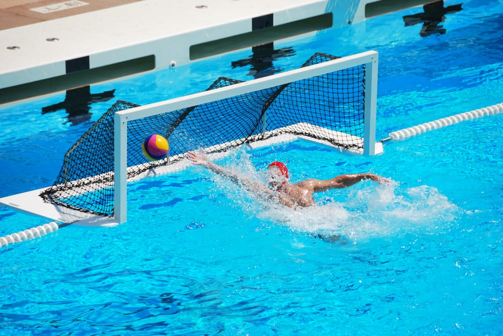 Most Unusual Kids Sports - water polo
