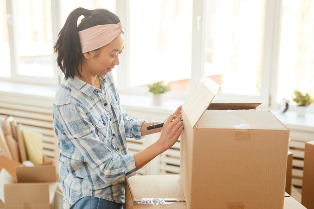 Start Your Decluttering Journey - challenges may arise but stick to your goal