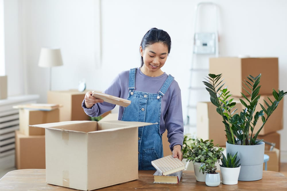 Start Your Decluttering Journey - it builds up confidence