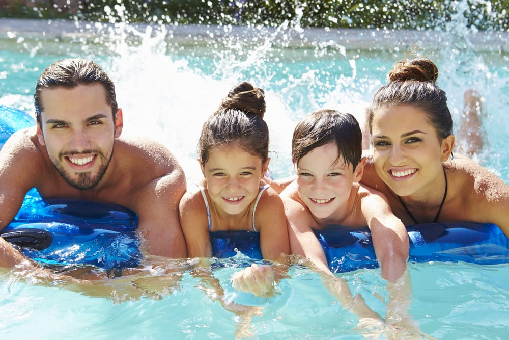 Best Swimming Benefits - It lowers depression and stress